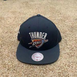 Oklahoma City Thunder SnapBack hat